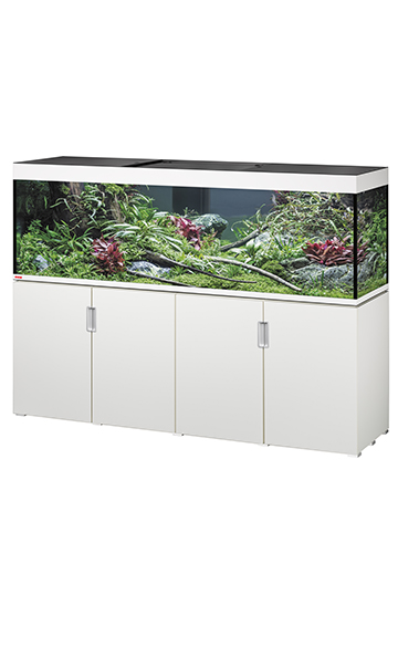 aquariums eheim aquarium eheim incpiria 600 led blanc laque meuble inclus pour aquarium. Black Bedroom Furniture Sets. Home Design Ideas