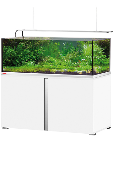 aquariums eheim eheim proxima plus 325 blanc laque led meuble inclus pour aquarium boutique. Black Bedroom Furniture Sets. Home Design Ideas
