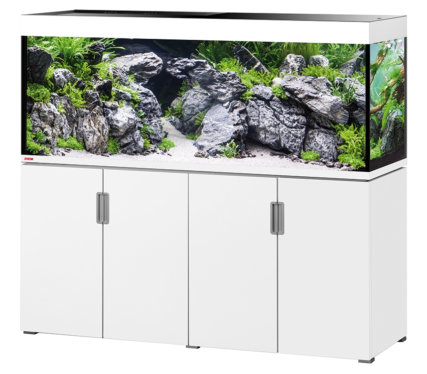 aquariums eheim aquarium eheim incpiria 500 led blanc laque meuble inclus pour aquarium. Black Bedroom Furniture Sets. Home Design Ideas